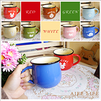 【aife life】日式復古咖啡杯-大/造型馬克杯/咖啡杯/早餐杯/zakka雜貨/復古陶瓷杯/日式森林系早餐杯