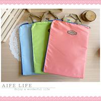 【aife life】韓系手提平板電腦包/平板電腦保護套/收納包/文件收納袋/旅行包/手提包公事包