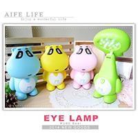 【aife life】16LED燈酷比熊檯燈/狸貓檯燈/USB充電式檯燈/LED桌燈夜燈/環保節能燈/動物造型燈/露營燈