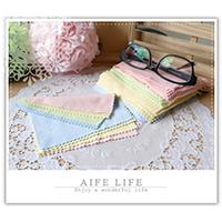 【aife life】眼鏡擦拭布/鏡頭布/手機螢幕擦拭布/眼鏡布/擦拭布/拭淨布/廣告贈禮品