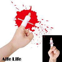 【aife life】整人玩具-穿指釘/魔術道具/嚇人搞怪/禮物創意/穿指釘/萬聖節角色扮演