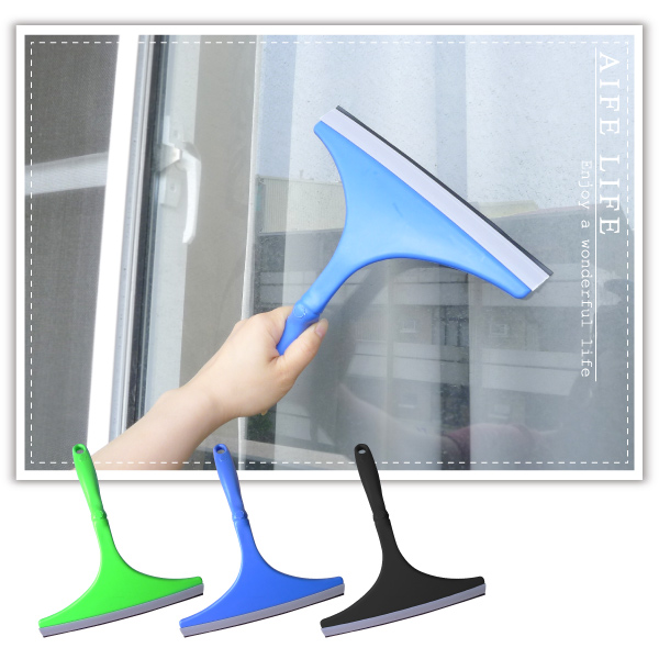 【aife life】玻璃清潔刮刀/擦窗器/清潔玻璃/鏡面刮水器/刮霧器/汽車清潔刷/窗刮