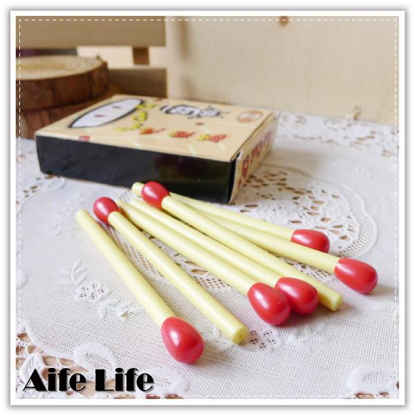 【aife life】火柴筆/火柴造型筆/火柴盒/kuso創意趣味造型筆/迷你中性筆/創意文具/禮品贈品