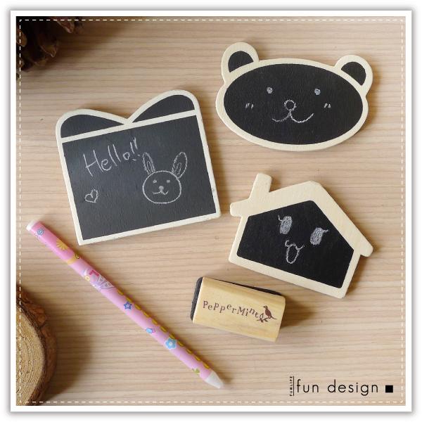 【aife life】造型磁性小黑板/黑板磁鐵/原木黑板/冰箱留言板/備忘錄/上課辦公用品/活動佈置/婚禮