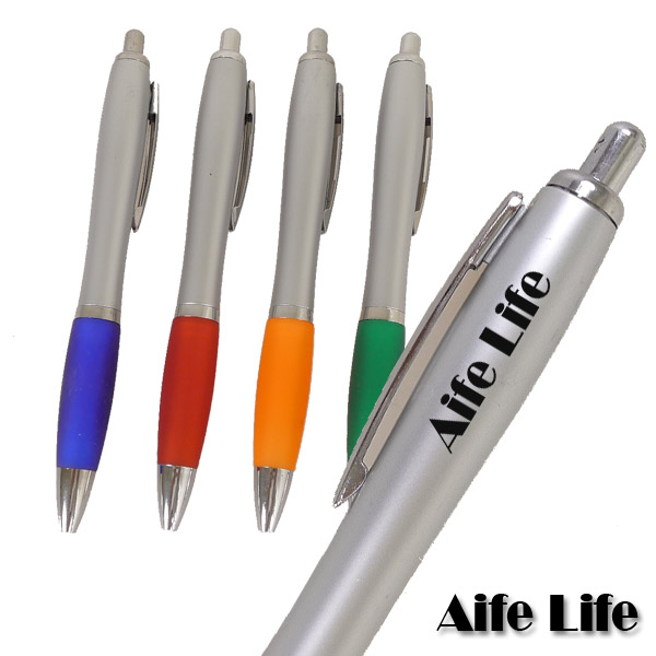 【aife life】p10超便宜廣告筆/防滑筆原子筆贈品筆禮品筆印刷印字宣傳設計送禮