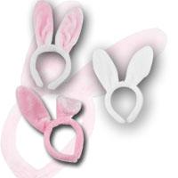 【aife life】角色扮演/變裝派對/生日派對,超可愛兔耳朵髮箍,讓你造型輕鬆加分!!
