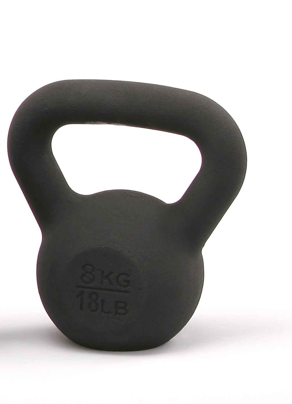 【Fitek 健身網】☆8公斤壺鈴☆8KG壺鈴 Cast Iron Kettlebell 鑄鐵壺鈴☆健身重量訓練/有氧運動/肌耐力訓練㊣台灣製