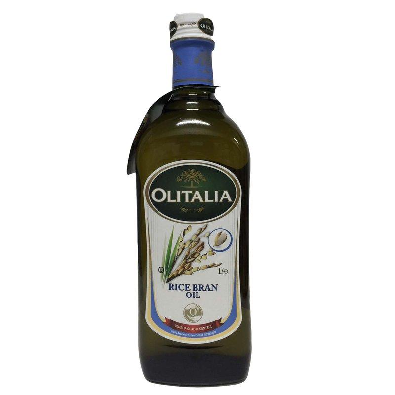 奧利塔 Olitalia 義大利頂級玄米油 糙米油1公升