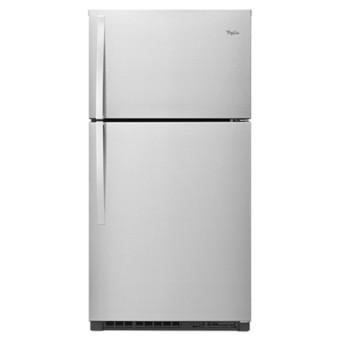 Whirlpool 惠而浦 622L 雙門冰箱 WRT541SZDM (不鏽鋼) /可換開門方式/冷凍室獨立溫控開關