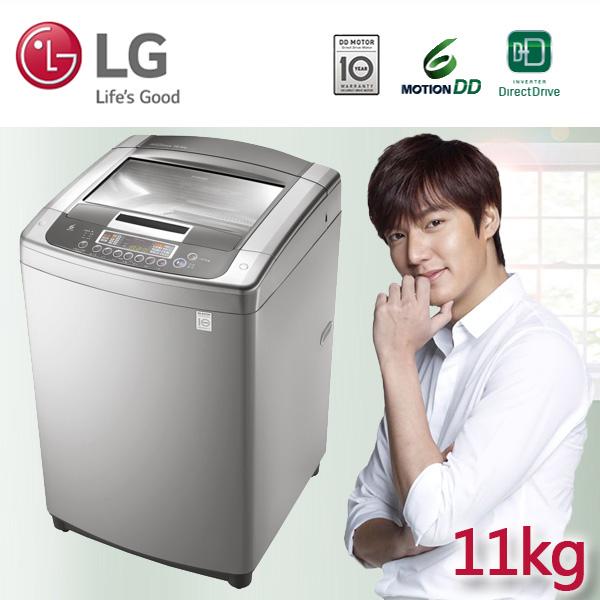 LG 11KG DD直立式變頻洗衣機 WT-D115MG