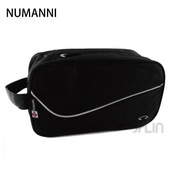 15-9469【NUMANNI 奴曼尼】實用型尼龍手提鞋袋 (大款)