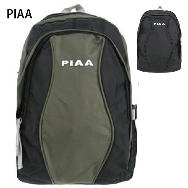 17-920【PIAA 皮亞】高級1680尼龍布特色款收納力100%運動背包 (二色)