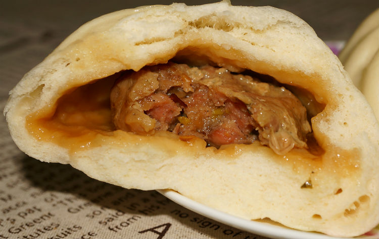 【名牌包子】名牌包--超美味鮮肉包 (一包5入 )