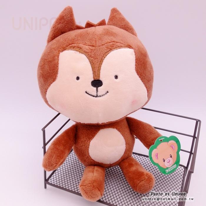 【UNIPRO】太陽的後裔 狼君 NEUKKUN 26公分 絨毛玩偶 娃娃 吊飾 禮物
