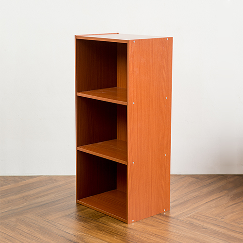 【免運/尚時時尚】三層木空櫃 櫥櫃 木櫃 收納櫃 三層櫃