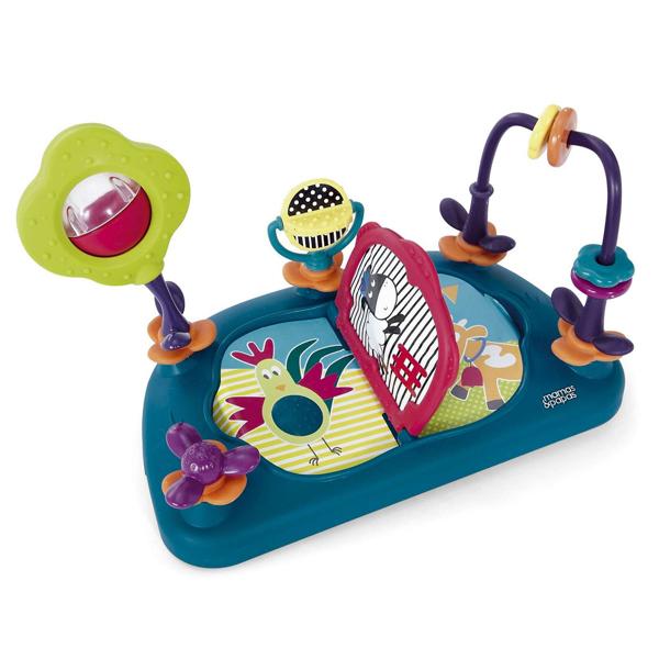 *babygo*mamas&papas 陪你玩玩樂盤 - 適用都可椅(7月下旬出貨)