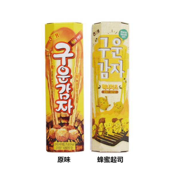 韓國 HAITAI Z 海太烘焙馬鈴薯棒 27g