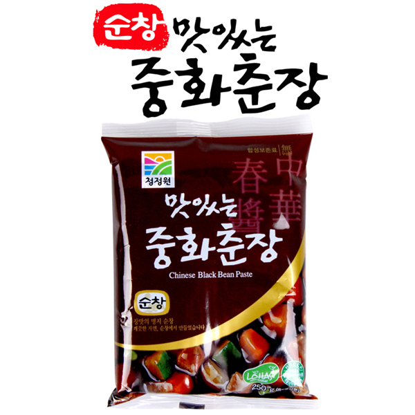 韓國順昌 炸醬/黑麵醬 250g 拌麵/炒炸醬肉醬必備