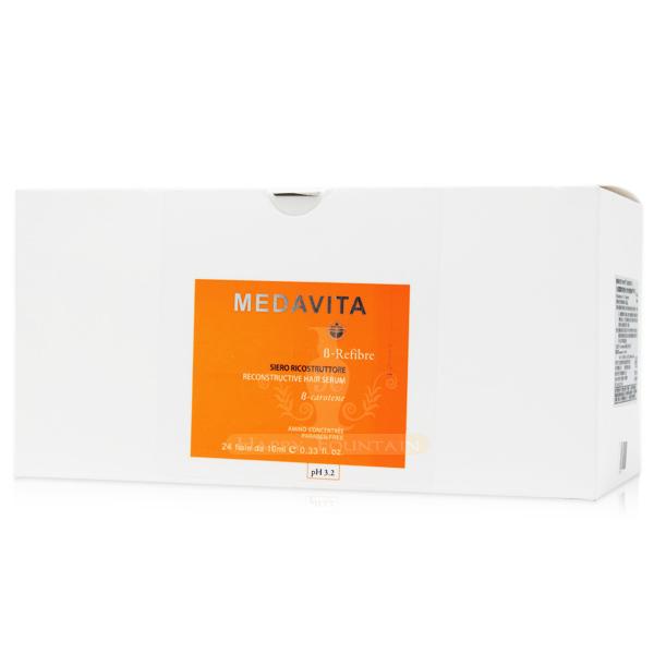 媚黛維達 Medavita 胡蘿蔔素 染.燙後處理劑 10ml*24