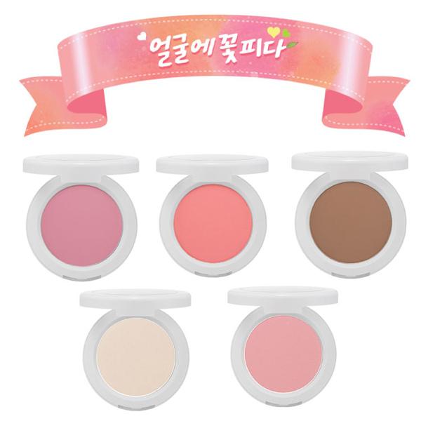 韓國 Apieu 粉彩柔和腮紅 4.5g