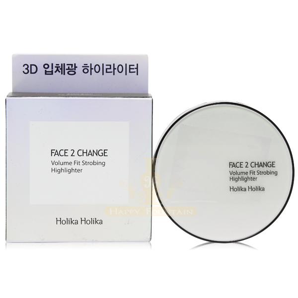 韓國 Holika Holika 3D立體打亮粉餅 9g