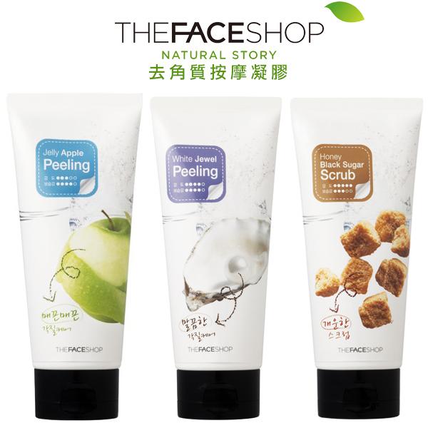 The Face Shop 去角質按摩凝膠 120ml