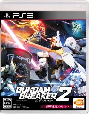 預購中 12月18日上市 中文版  [普遍級] PS3 鋼彈破壞者 2 / 鋼彈創壞者 2