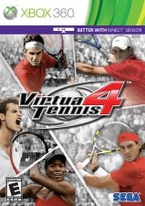 [普通級] XBOX360 威力網球 4 亞洲英文版