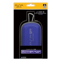 HORI PSPGO 防衝撞硬盒包(藍)