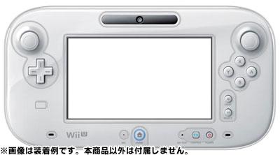 [WII U專用周邊] HORI WII U GAME PAD控制器 PC 保護殼-透明