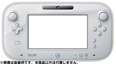 [WII U專用周邊] HORI WII U GAME PAD控制器 TPU 保護套-透明