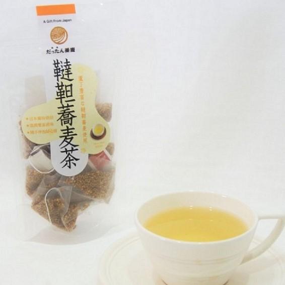 霖沃食集 l 韃靼蕎麥茶系列  超值優惠試喝組(6公克x8袋)