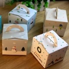 WallFree窩自在★可愛插圖禮盒/糖果盒-隨機出貨