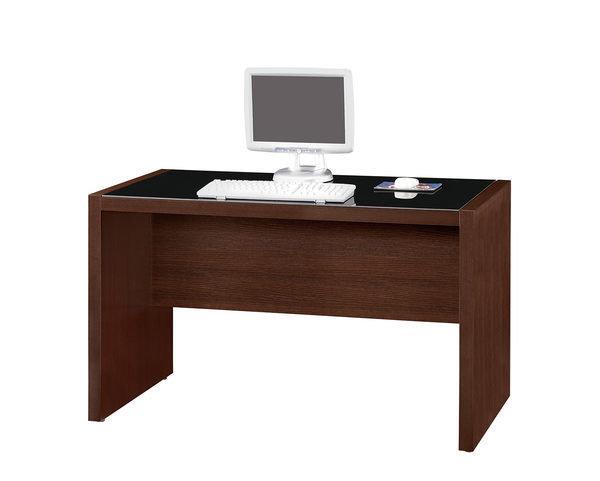 【石川家居】GD-633-8 雅博德4尺胡桃電腦桌 (不含其他商品) 台中以北搭配車趟免運