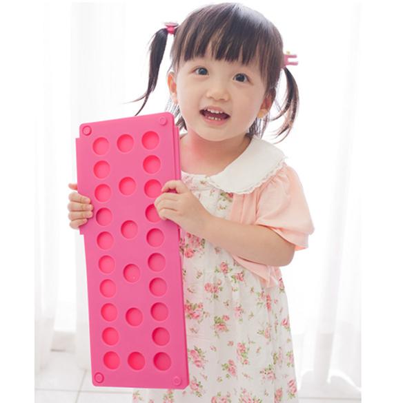 PS Mall 折衣板疊衣板  小孩款  快速摺衣服 【J004】