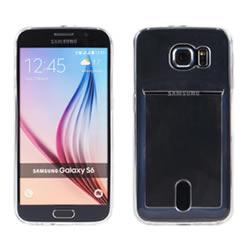 Ultimate- Samsung S6  插卡全透點紋軟質手機外殼防摔後背蓋保護套 軟殼 保護殼 手機殼 清水套