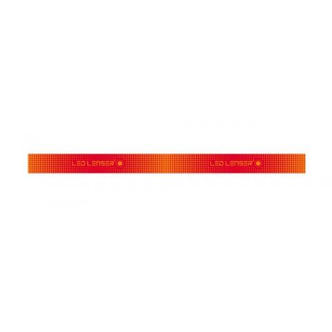 ├登山樂┤LED LENSER 配件 0376 SEO專用頭燈帶 紅色 #0376