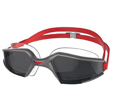 [陽光樂活] SPEEDO 成人進階泳鏡Aquapulse Max 2 銀-灰 SD8097988910