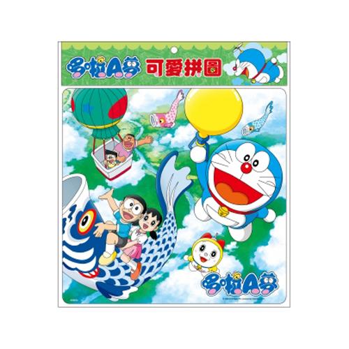 【卡通夢工場】哆啦A夢可愛拼圖(U) DOR07U