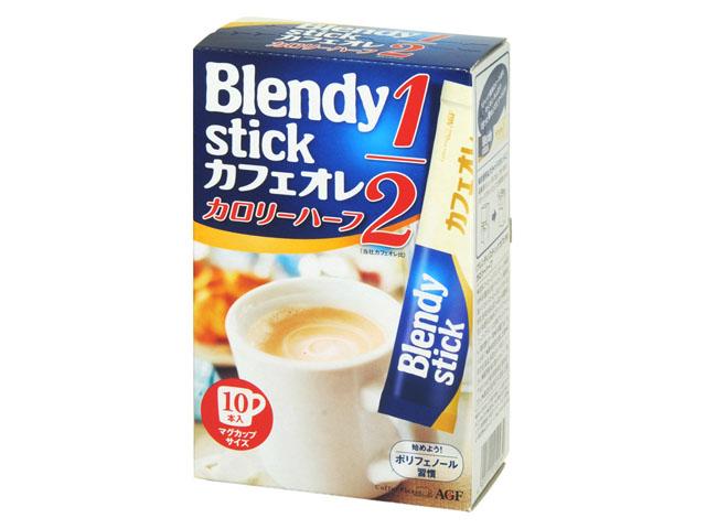 AGF BlendyStick即溶咖啡歐蕾
