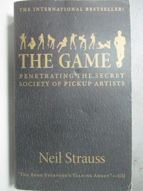 【書寶二手書T1/原文小說_JDY】The Game_Strauss, Neil