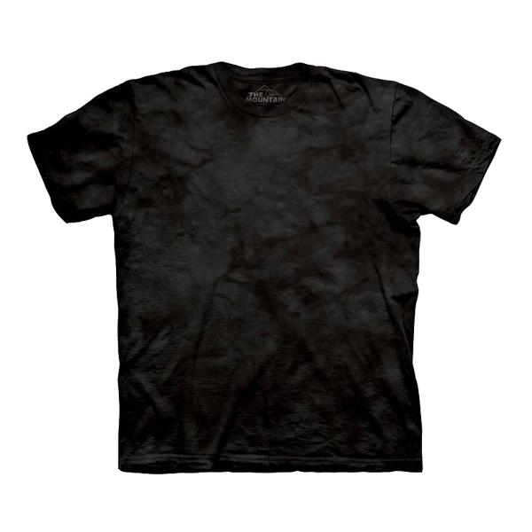 『摩達客』美國進口【The Mountain】自然純棉系列  環保藝術染波紋底 設計T恤