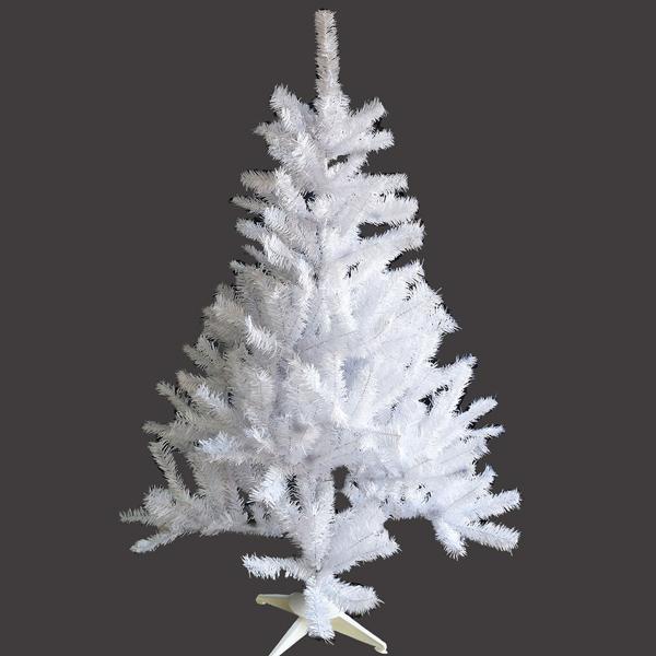 台製豪華型4尺/4呎(120cm)夢幻白色聖誕樹 裸樹(不含飾品不含燈)YS-NWT04001