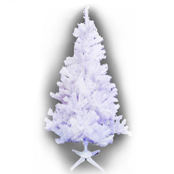 台製豪華型7尺/7呎(210cm)夢幻白色聖誕樹 裸樹(不含飾品不含燈)YS-NWT07001