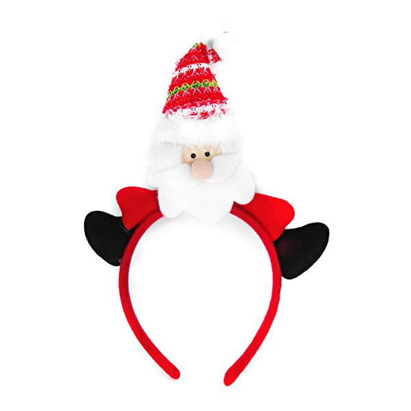 『冬季生活限定』超可愛歡樂聖誕派對 [聖誕老公公] 髮箍頭飾