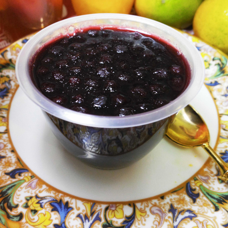 【將帥】綜合莓果鮮果凍 130±10公克《內含新鮮水果40%》