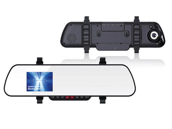 ELK-Defender 防衛者 H-2013 後照鏡型 行車記錄器 FHD 1080P 行車紀錄器 贈8G記憶卡(保固詳情請參閱商品描述)