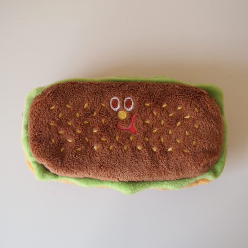 [新款上市]gladee漢堡筆袋