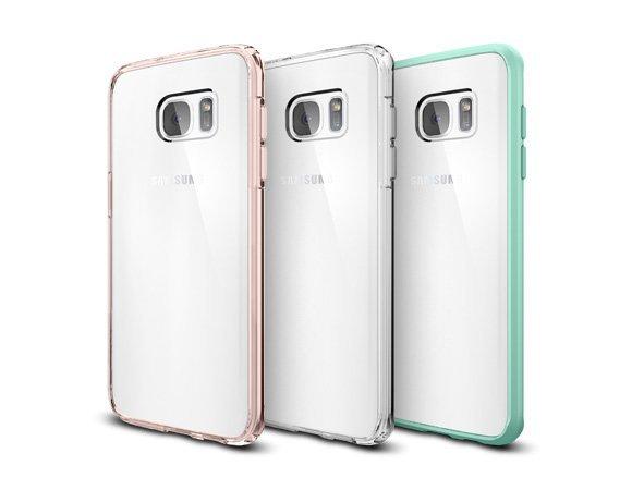 SGP Galaxy S7 Edge G935FD Ultra Hybrid-超薄型雙料防震殼【葳豐數位商城】