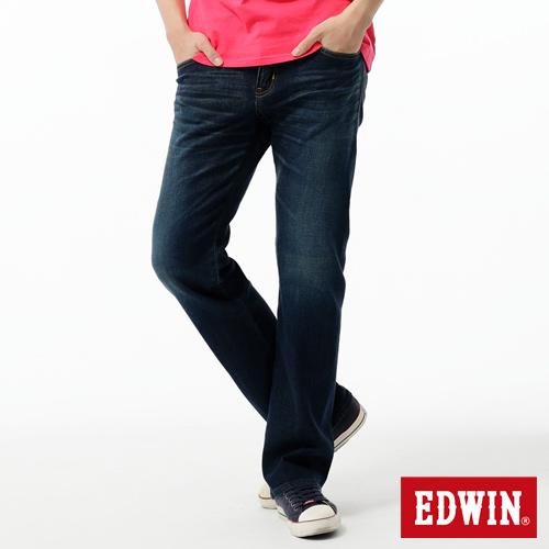 【1290元優惠↘】EDWIN 503 ZERO直筒褲-男款 中古藍